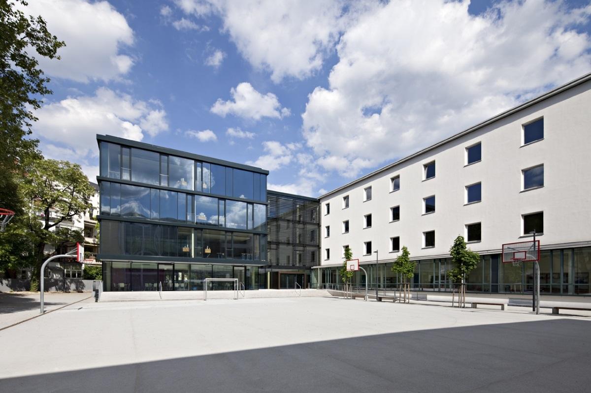 Carl schurz schule frankfurt for Mode und bekleidung schule frankfurt